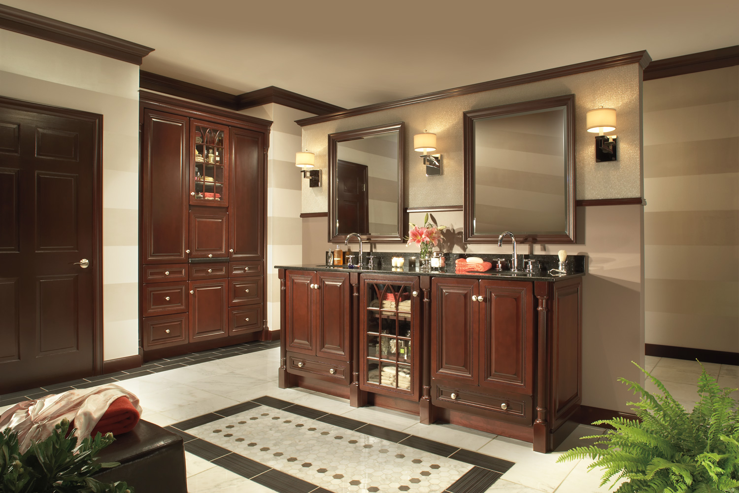 Merillat cabinets bci cabinets for Merillat kitchen cabinets